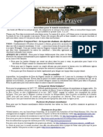 Bulletin de Jumaa Prayer 15 Mai 2015