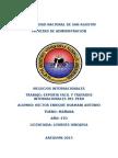 Xporta Facil y Tratados Del Peru