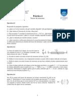 Elasticidad 2015 - Práctico 04 - Tensor de Tensiones