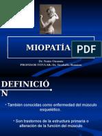 miopatia