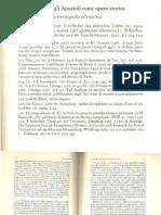 Storia e Teologia Negli Atti La Conversione Di Paolo