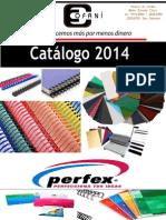 Catalogo Encuadernacion 2015
