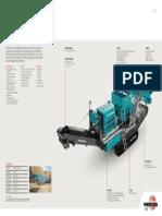 1300 Maxtrak Crushing Brochure en 2014dd
