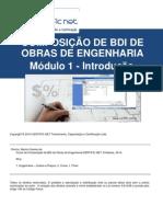 Composição de Bdi Certfic Net - eBook - Introdução