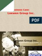 Loewen Group Inc.