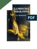 Danilevsky G P - La Princesa Tarakanova
