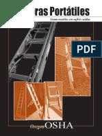 Seguridad Escaleras Portailes de Fibra