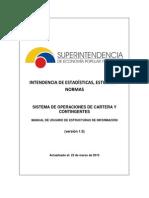 Manual SEPS Operaciones Activas y Contingentes (25 de Marzo 2015)
