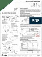 Manual Porteiro Eletrônico HDL F8NTL