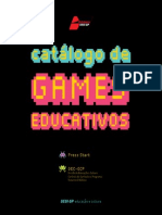Catalogo Games