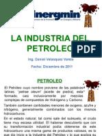 La Industria del Petróleo - Ene 2011.ppt