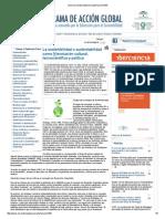 La Sostenibilidad o Sustentabilidad Como Revolución Cultural Tecnocientífica y Política Vilchez GilPerez Toscano-Clase5