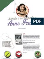 Lendo Escrevendo Anne Frank