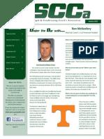 YSCCa January 2012 Newsletter