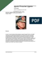 1964 Pinochet y el golpe militar