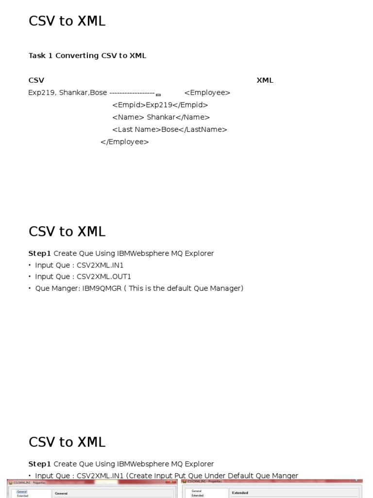 IIB Tutorials   Web Service   Xml Schema
