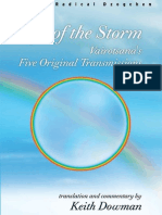 Eye of the Storm - Vairotsana's Five Original Transmissions