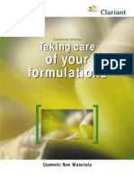 Personal Care Surfactants