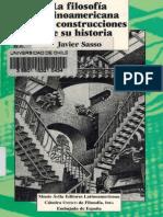 Javier Sasso - La Filosofia Latinoamericana