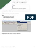 Como Fazer - Envio de E-mail Pelo Gerador de Relatórios - Linha RM - TDN