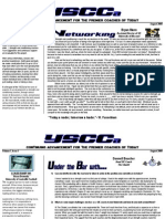 YSCCa Newsletter (Aug-09)
