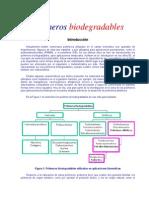 Polímeros Biodegradables