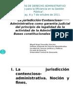 1 Ra Ponencia. Miguel Torrealba