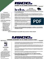 YSCCa Newsletter (Feb-10)