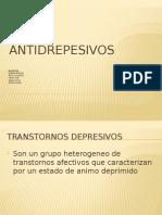 ANTIDREPESIVOS