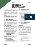 Vanair Compressor Maintenance Manual