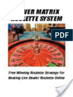 Power Matrix Roulette System