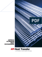 API Airtech Aluminum Heat Exchangers