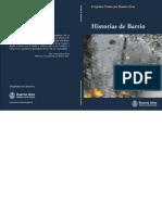 Historias de Barrio PDF