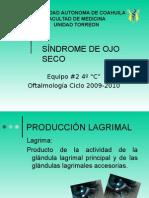 11. Sindrome de Ojo Seco