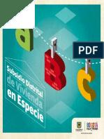 ABC Del Subsidio
