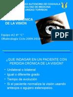 33. Pérdida Crónica de La Vision
