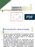 Cap 9b RLC Serie