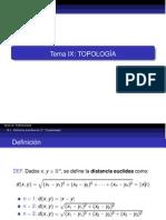 T IX Topologia Pres Imp