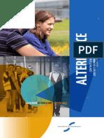 Catalogue Alternance 2015