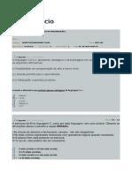 AV1 Linguagem de Programação - 2014(1)