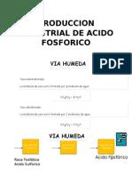 Produccion Industrial de Acido Fosforico