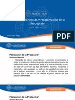 20150115_Prod_Unidad I_Introduccion Planeación y Control de La Producció...