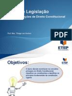 Dir e Legis - Seção 2 - C.F