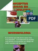 Conceptos Basicos en Microbiologia