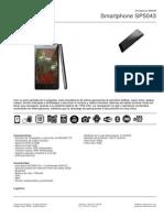 Caracteristicas Smartphone Casiopea