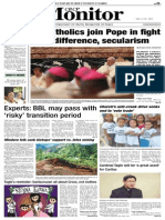 CBCP Monitor Vol. 19 No. 10
