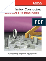 Connectors and Tie Down Guide MARCH 2012