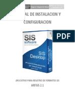 Manual de Instalacion ARFSIS 2012