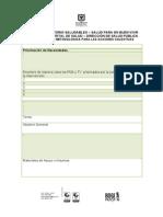 (72374241) Formato de Acciones Colectiva 1, 2 y Analisis de La Evaluacion