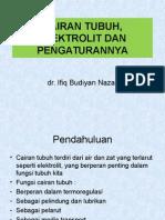 Cairan Tubuh Elektrolit Dan Pengaturannya (1)
